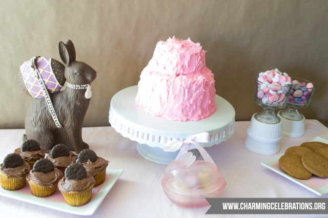 Easter-Dessert-Table-Pink-n-Tan-Detail
