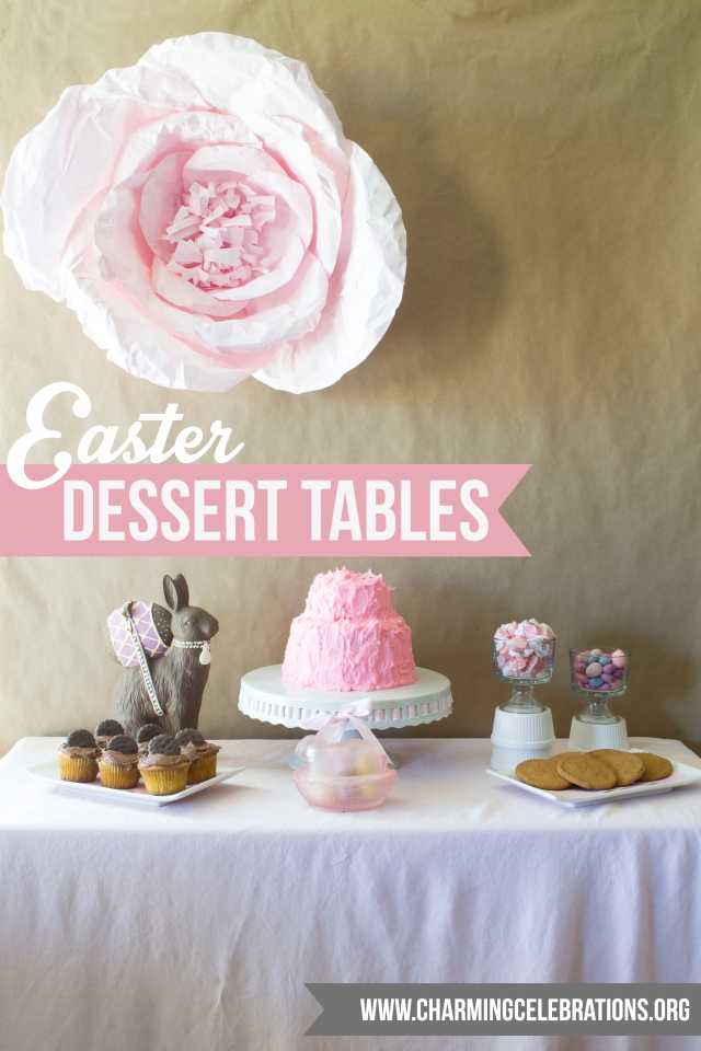 Easter-Dessert-Table
